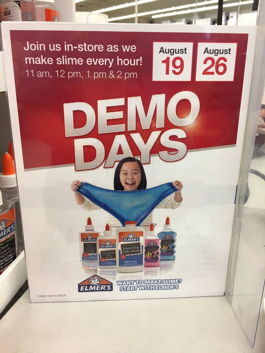 Poster design staples -  Staples Is Making Slime Today From 11 3 Come And Check It Out Staplescanada 1039krockpic Twitter Com Hida5qpa6i