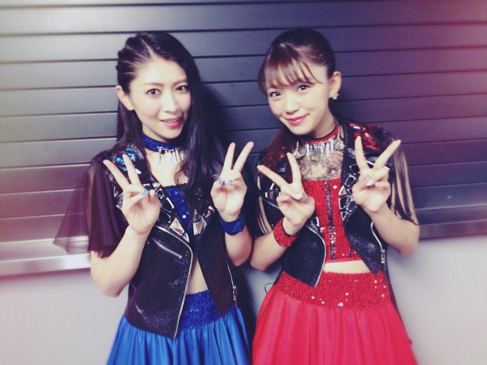 アニサマコラボ!minorin×mimorinで「Dont say lazy」歌わせていただきました!!ありがとうございました!! #anisama #アニサマ pic.twitter.com/c0v3uXRvdt