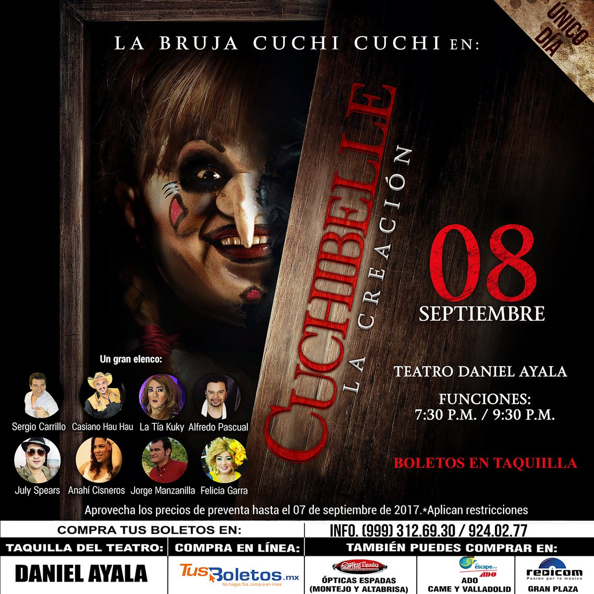 Resultado de imagen para Cuchibelle en Mérida