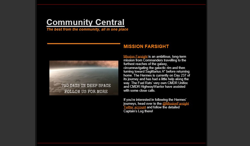 commander picard on twitter missionfarsight has been mentioned
