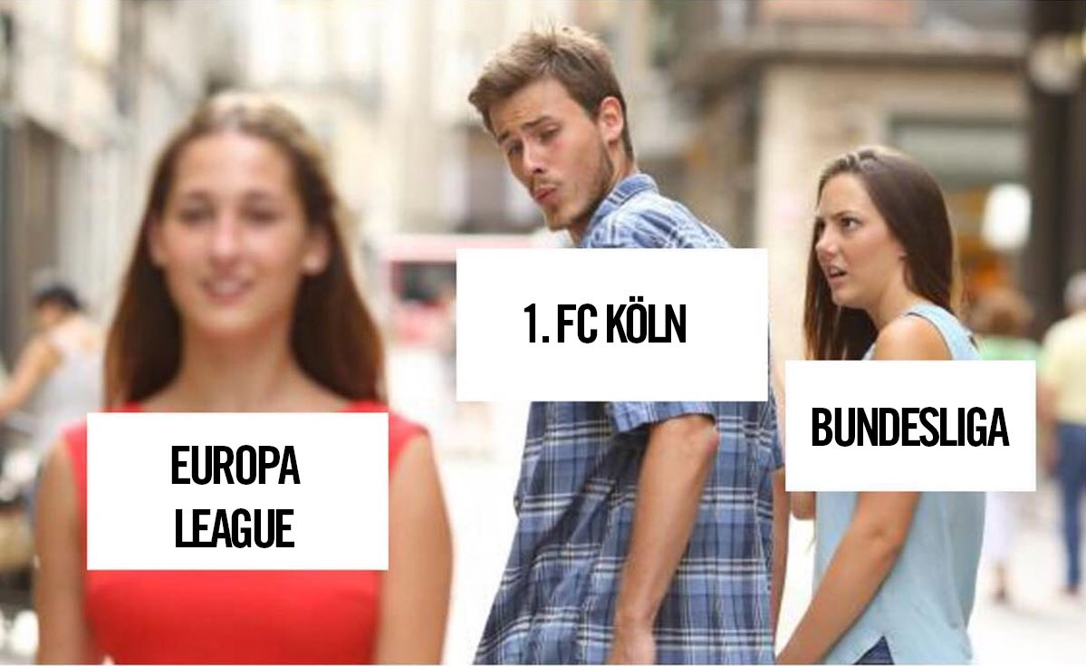 Accurate representation of #effzeh on Friday.  #UELdraw #KOEHSV<br>http://pic.twitter.com/I5IH2HeBWA