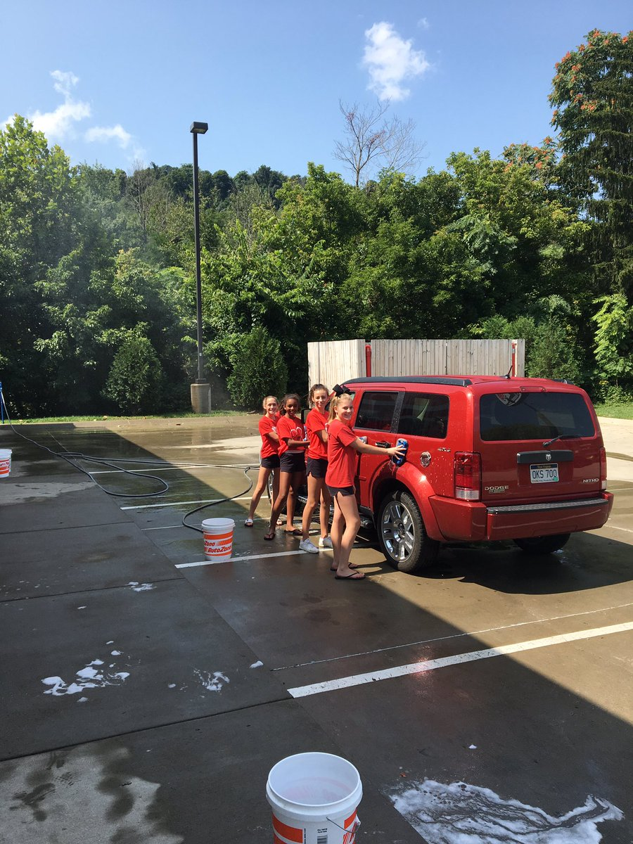 Elm Grove Dodge >> Bridge Street Middle On Twitter Get Your Car Washed By Our