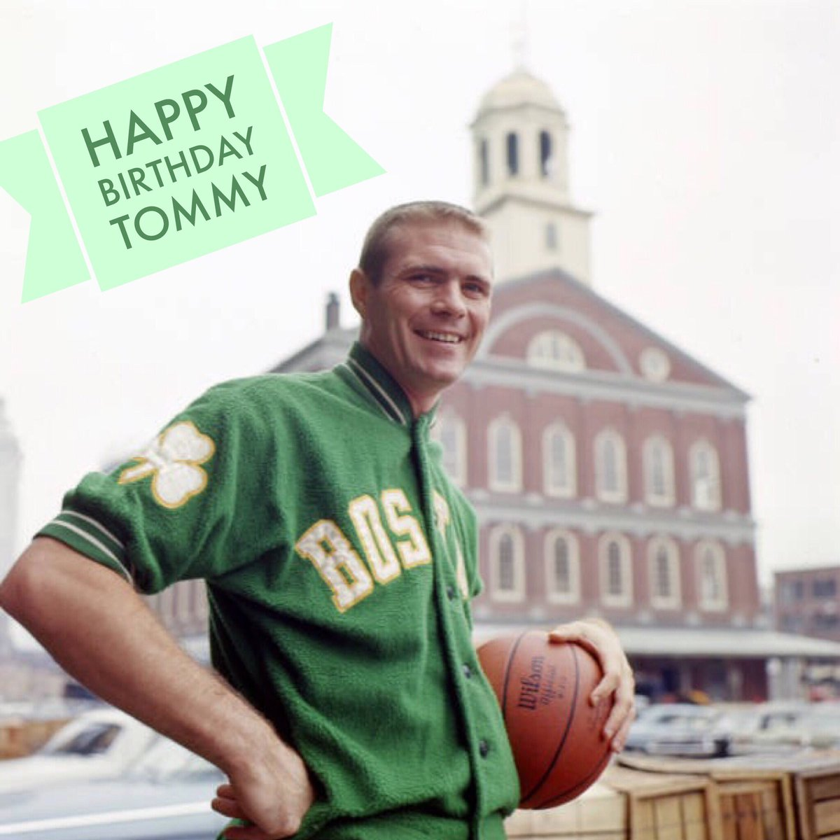 "Boston Celtics on Twitter ""Happy Birthday to Celtics Legend and"