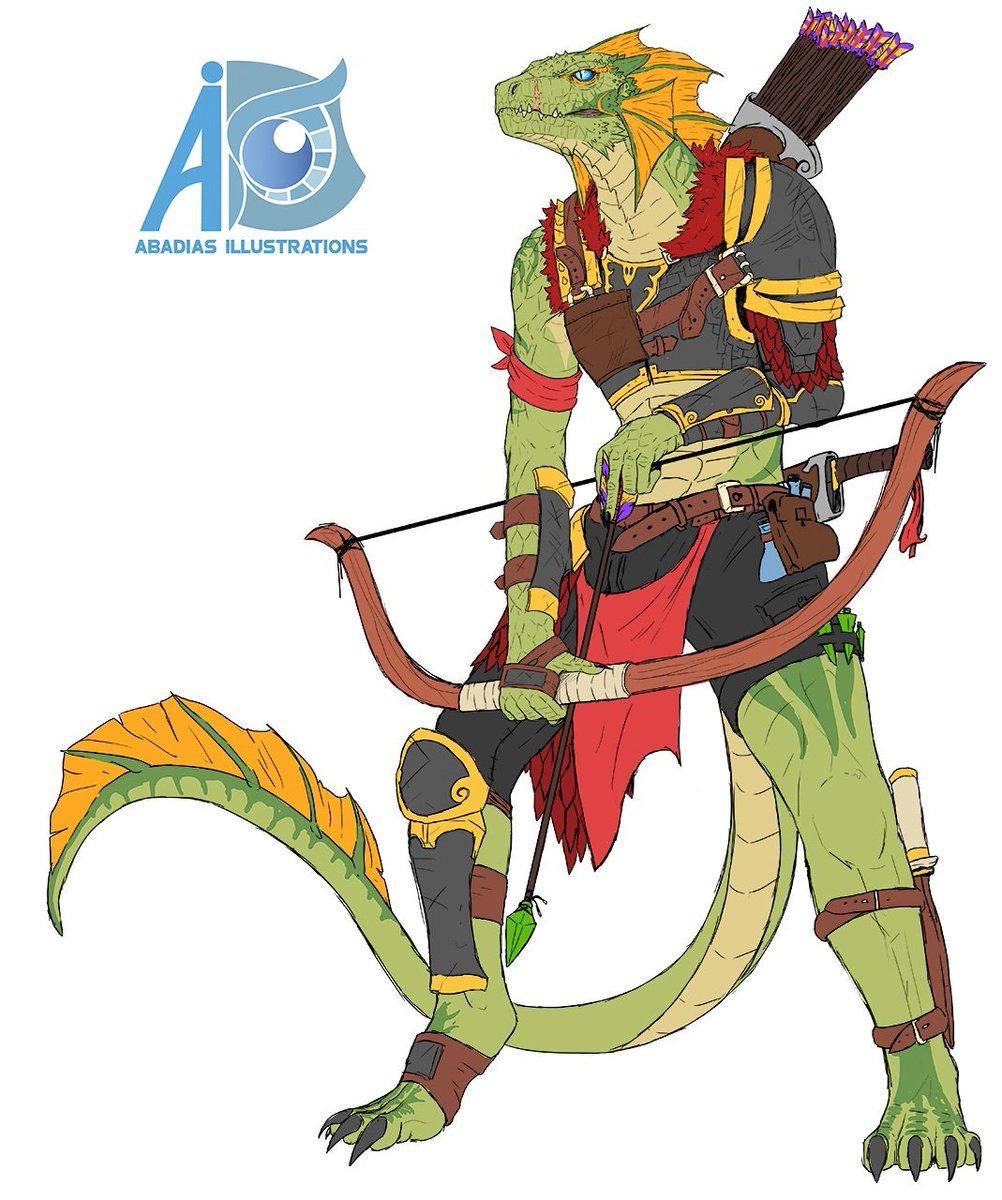 #lizardfolk Hashtag On Twitter