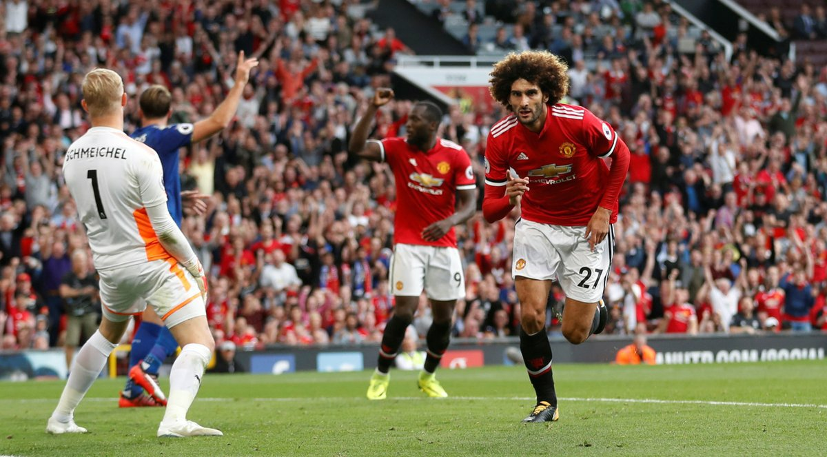 Video: Manchester United vs Leicester City