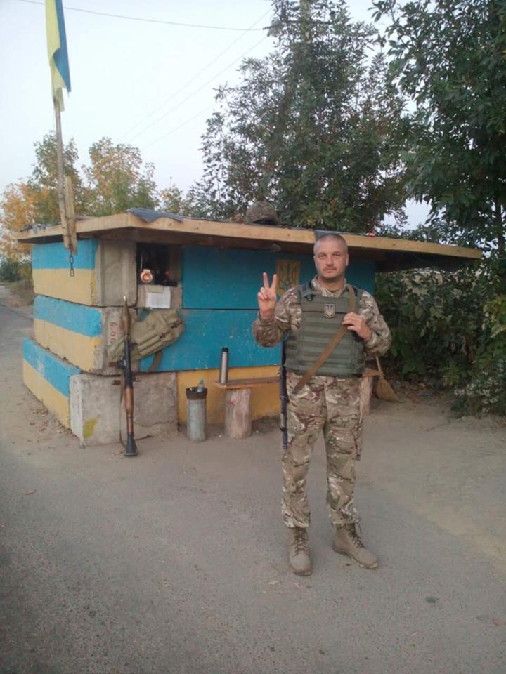 За прошедшие сутки враг 35 раз применил оружие, потерь среди украинских военных нет, - штаб - Цензор.НЕТ 8857