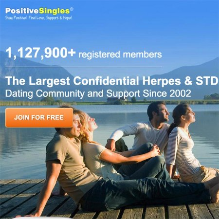 Dating herpes
