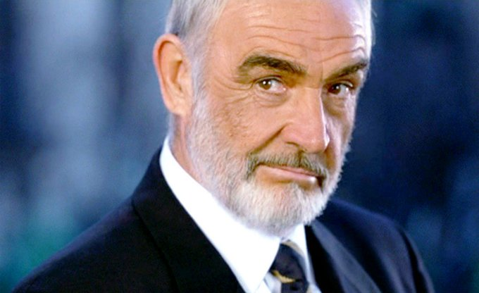 Happy Birthday for yesterday to Sir Sean Connery
