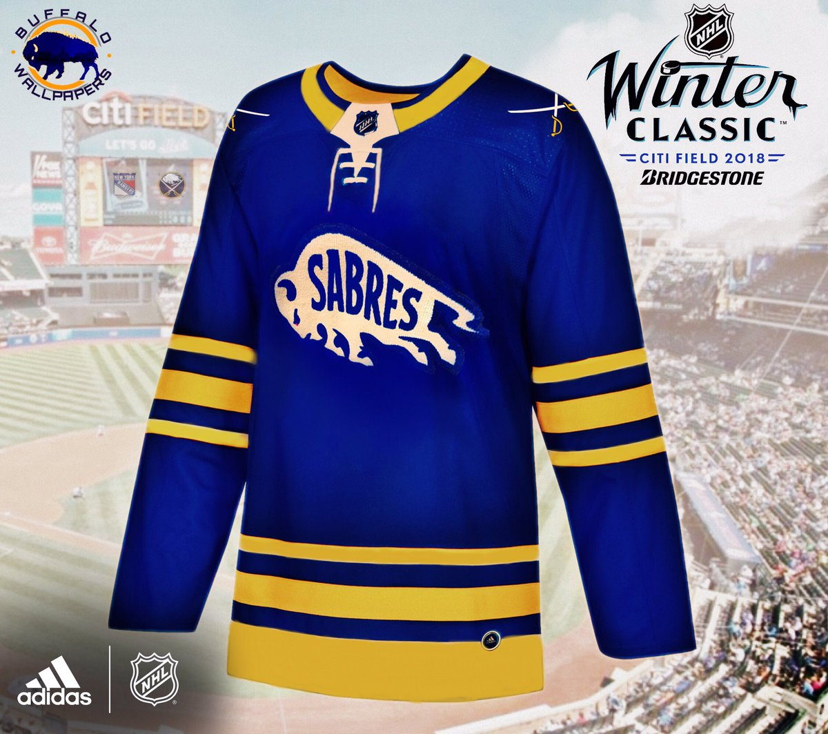 Buff2008 Buffalo Sabres – Winter Classic 2018 – Christopher Hyzy Buffalo  Wallpapers on Twitter ... 5c6849391