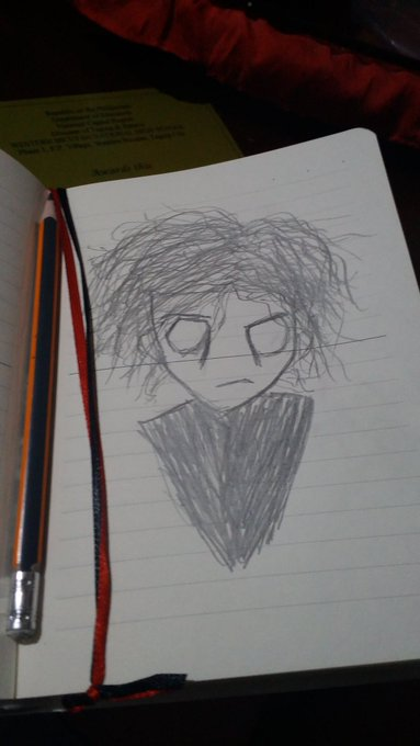 I didn\t know that it was Tim Burton\s bday two days ago! So here it is :)  HAPPY BDAY TO MY FAV DIRECTOR