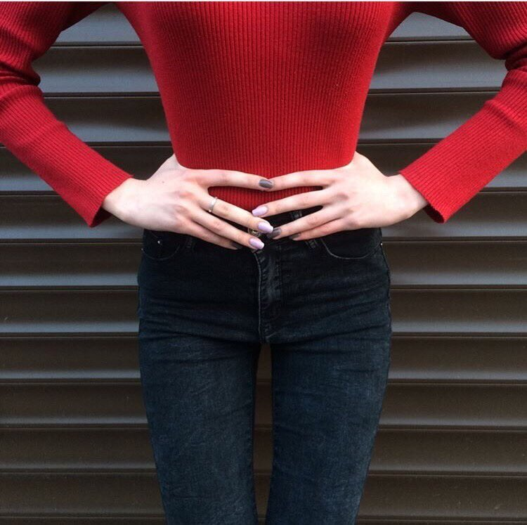 """Thinspos on Twitter: """"Black jeans. #thinspo (g)…"""