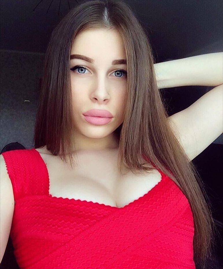 Russian Girls on Twitter: Russian women in super hot red