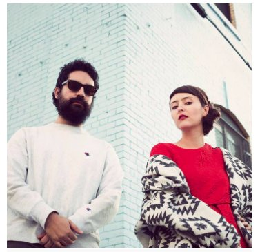 I Am Writing About This Great Colombian Electronica Duo Please Join Me For Their Denver Tour Date Next Sept 12pictwitter Qs8hSv5DES