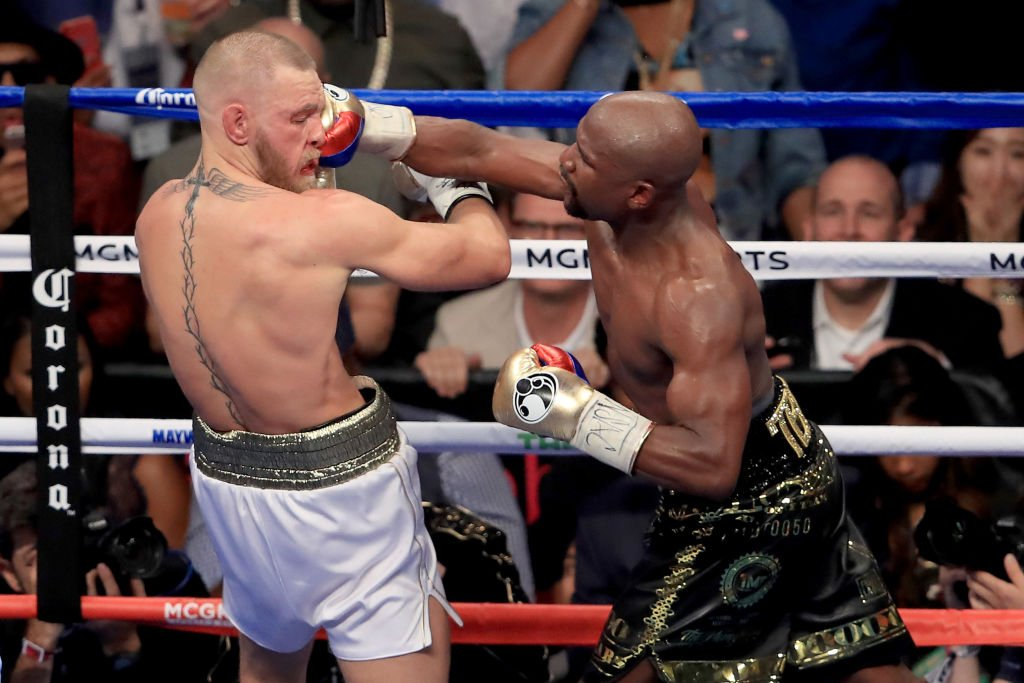 Floyd Mayweather said he is not going to fight again after winning his 50th professional bout against Irishman McGregor in Las Vegas Saturday night.