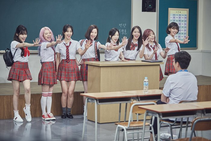 Knowing Brother Apink