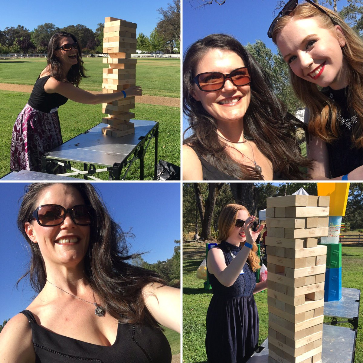 Janine Derose  >> Janine Derose On Twitter We Had So Much Fun Playing Games Out On