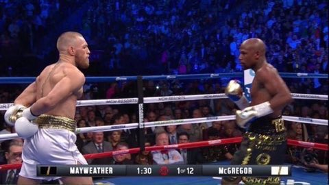 - DINrD2NWAAAnmHh - Floyd Mayweather Vs. Conor McGregor Fight Best Funny Moments ??????