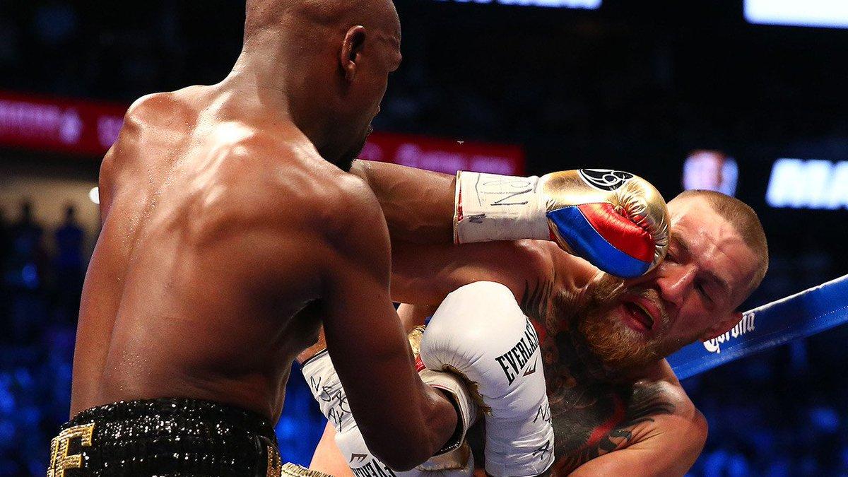 Repetición  pelea Mayweather vs McGregor