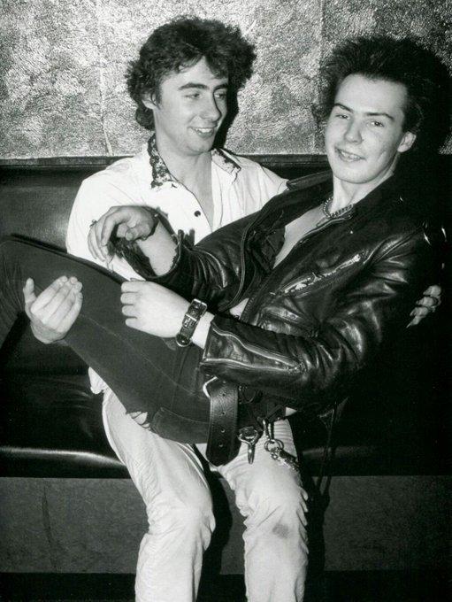 Happy Birthday Glen Matlock   Sex Pistols - Anarchy in the UK