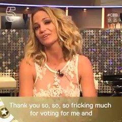 Celebrity Big Brother champion @SarahNHarding finds out what Twitter has been saying about her! 📱🎉🤗 #CBB https://t.co/lPw8oDGXBD