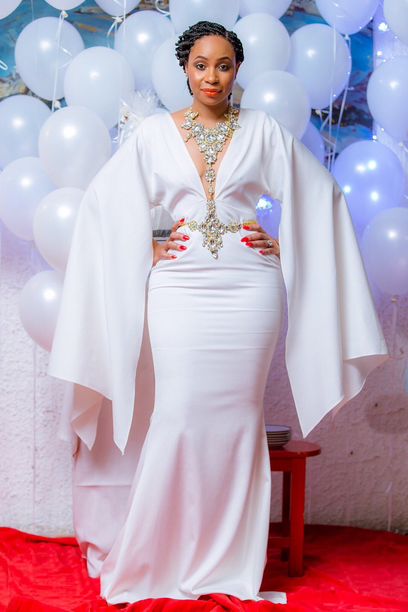 Pokello Nare fashion and style looks