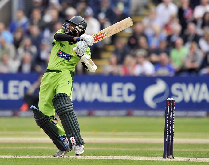 One of the finest batsmen Pakistan has given to world cricket. Happy birthday, Mohammad Yousuf.