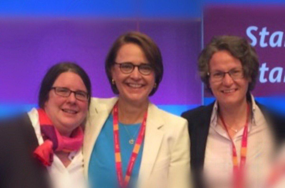 Grüße von der #Bundesdelegiertentagung der #FrauenUnion in #Braunschweig! #fu #starkefrauenstarkesdeutschland