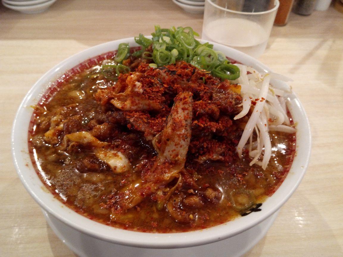 豚キムチ肉汁麺 https://t.co/9SY8BvzQV8