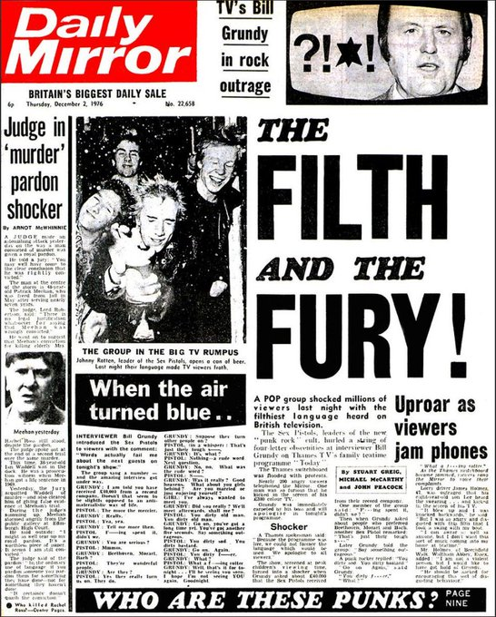 And happy birthday to original Sex Pistol Glen Matlock, 61 today!