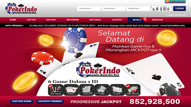 Club Poker Indo Clubpokerindo Twitter