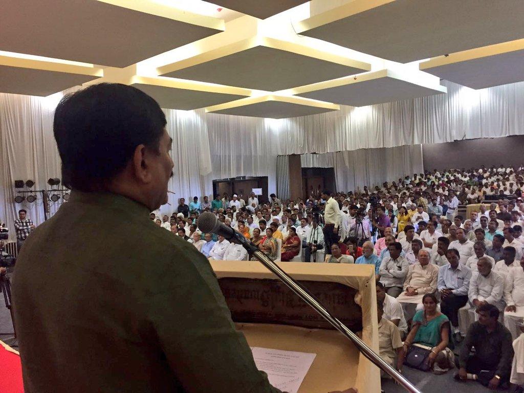 Rahul Gandhi to address Vichar Vimarsh Karyakarta Sammelan in Ahmedabad on Sept. 4: Solanki