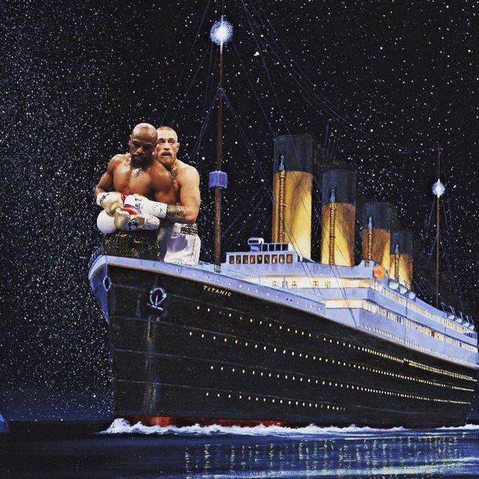 %name Twitter Reacts To Mayweather Versus McGregor