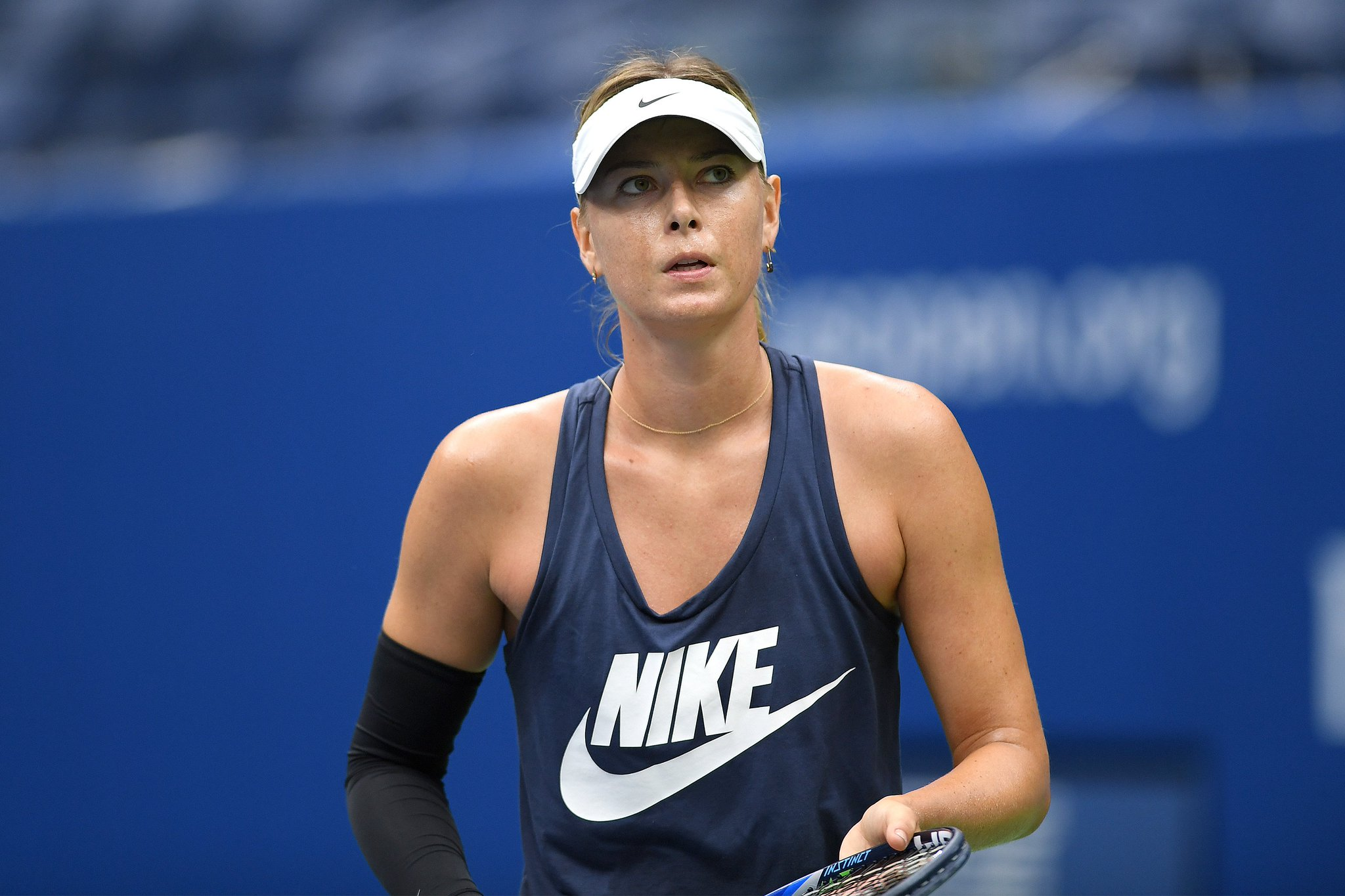 Мария Шарапова обыграла вторую ракетку мира Симону Халеп наUS Open