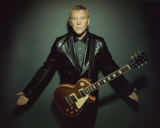 Happy Birthday to Alex Lifeson (RUSH). I didn\t have to put the band name in there, did I? Prolly not..