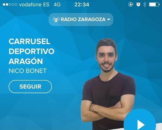 ¡EH TÚ! A las 18:15 horas te esperamos. Es un domingo triste y lluvioso en Zaragoza, déjanos ayudarte: http://cadenaser.com/emisora/radio_zaragoza…