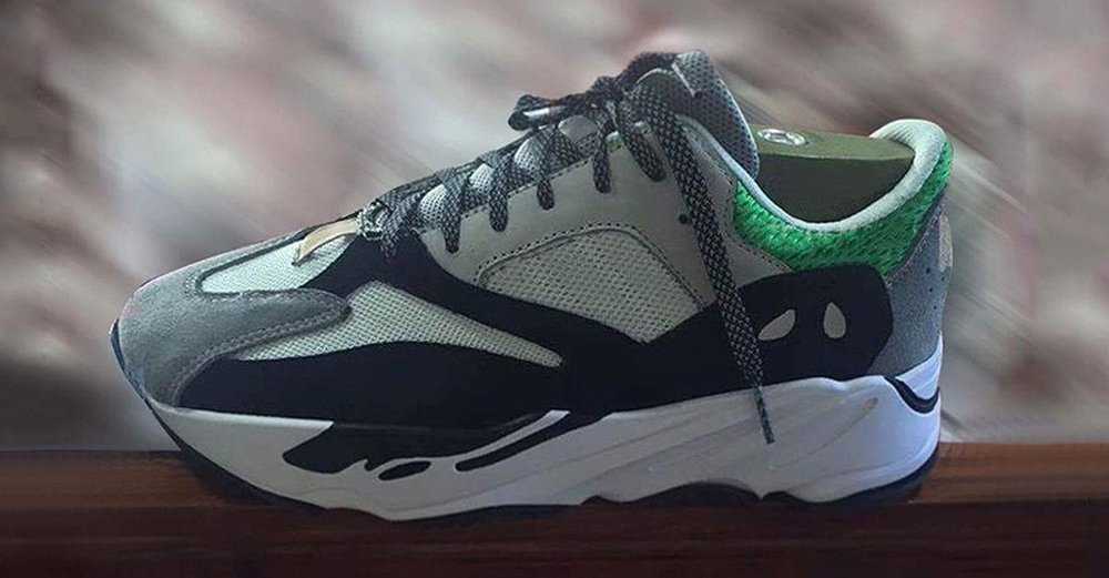 heres your first look at the new yeezy boost 700 sand amp green colorway ed3643eee