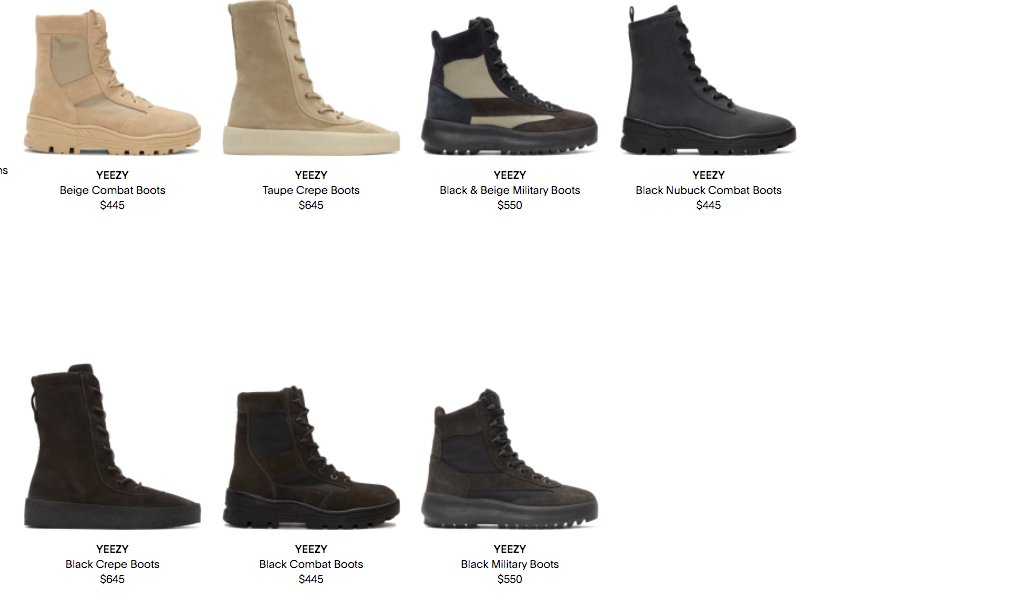 df7a81686f215 yeezy season 5 nubuck boots