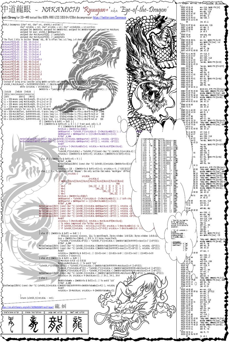 Etymology of 'dragon' - English Vocabulary - English - The