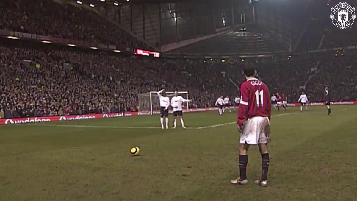"""Ferdinand: """"To score against Liverpool and to see their fans' faces, and to be able to always look back and remember that, it's nice to have in the back pocket. When any Liverpool fan gives me grief I pull it out and say, 'listen, have that!'"""" #mufc [MU]"""