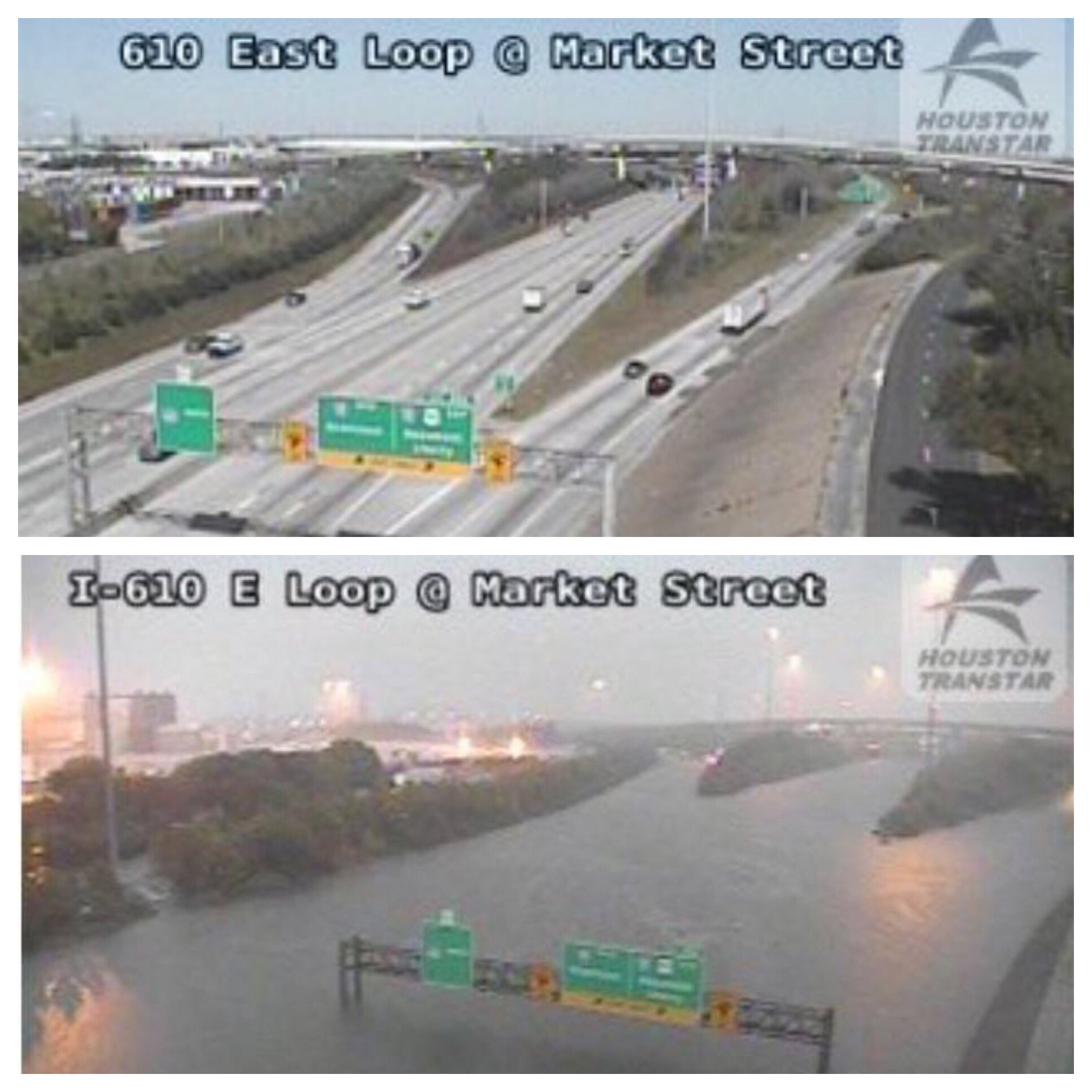 Before and after pic from Houston... https://t.co/V8i53V60xT