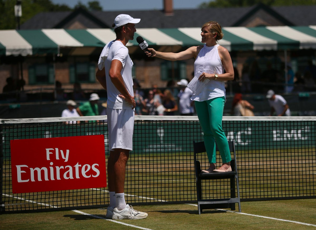 Tennis Com On Twitter Blair Henley Takes Us Inside The Most