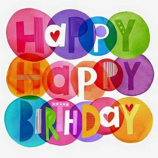 *¨* .¸¸ ¸ ¸. *¨*   Happy Birthday to you   *¨* .¸¸ ¸ ¸. *¨*