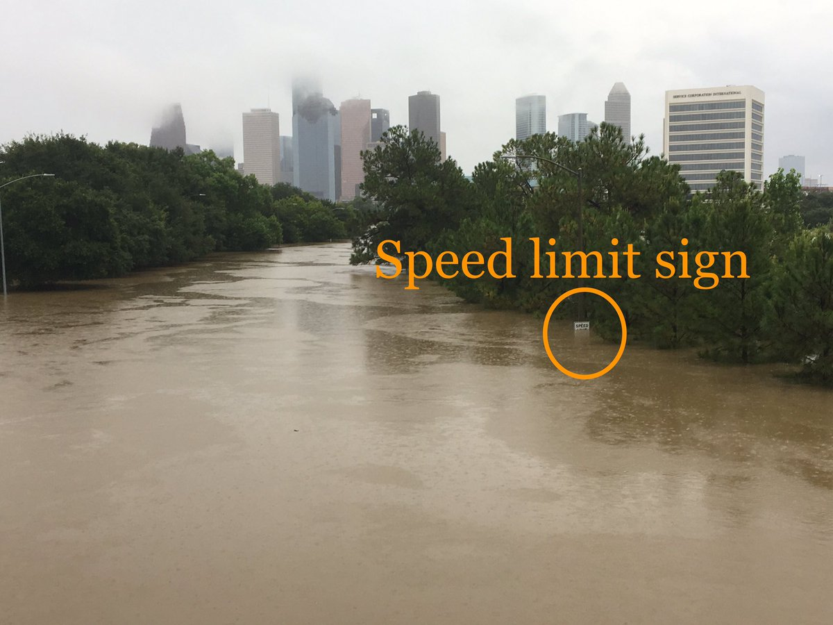 Houston flood: Dams begin overflowing amid record rainfall