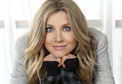 HAPPY BIRTHDAY 1977 Sarah Chalke, actress (Roseanne, Scrubs TV series).