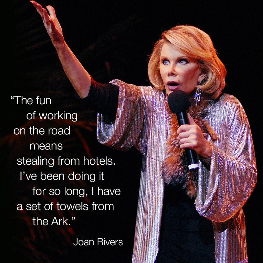 #WordsofJoan #JoanRivers https://t.co/O813ocbpM7