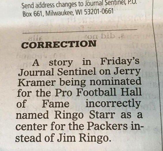 Oh no, Milwaukee Journal Sentinel! (August 26, 2017) https://t.co/iwwZAOGvwv