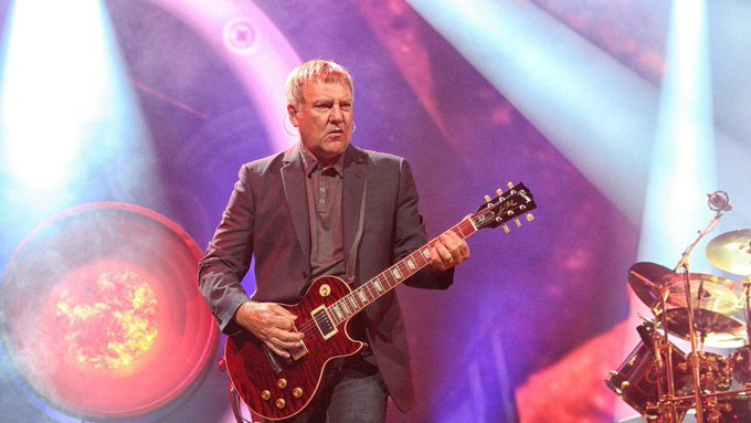Happy Birthday Alex Lifeson: Rush Guitarist Soloing Compilations  via