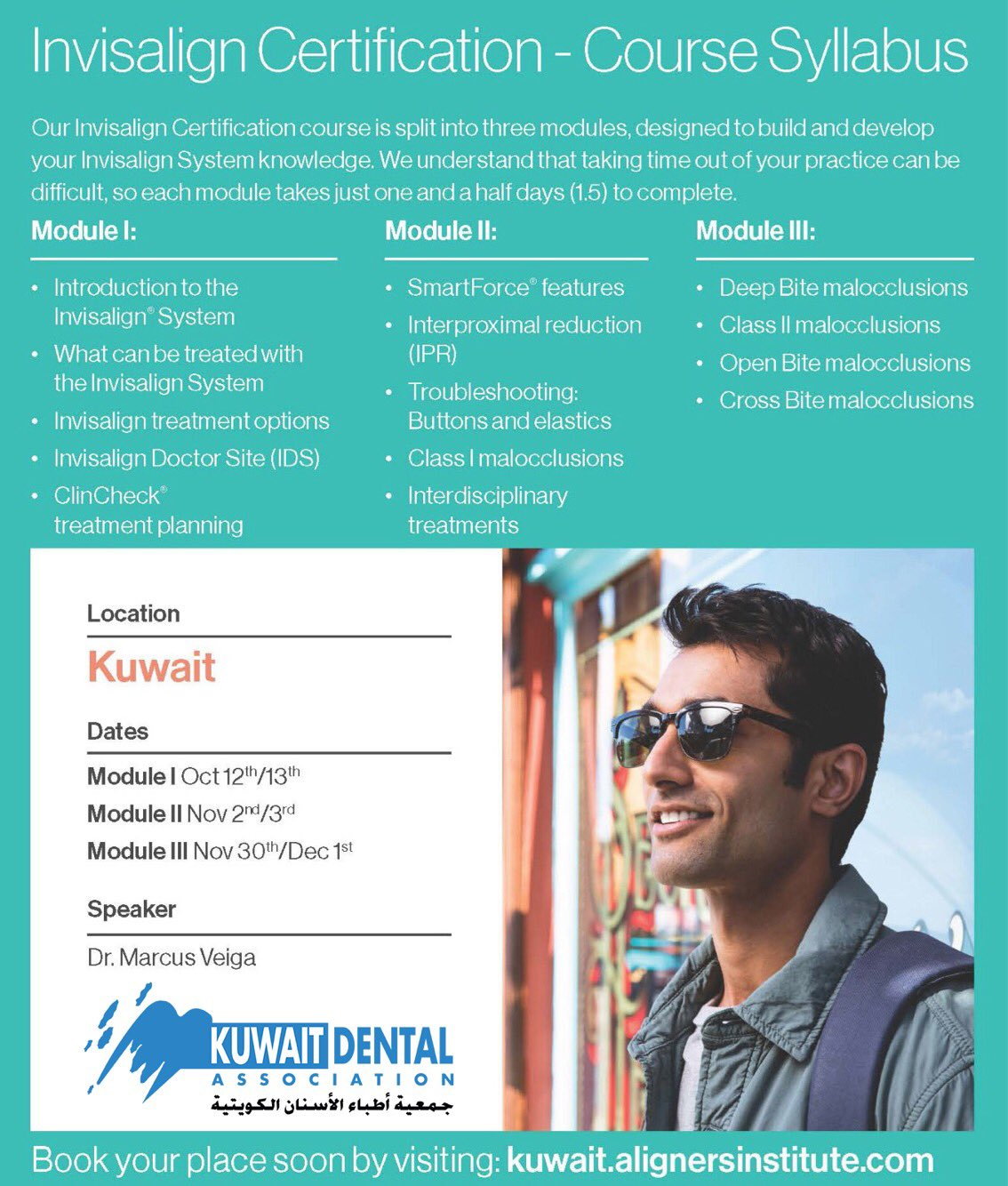 Kda On Twitter Invisalign Certification Course For More Info Dr