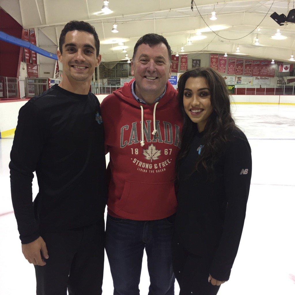 Брайан О́рсер / Brian Orser & Toronto Cricket Skating Curling Club - Страница 3 DIQ3mIqXgAIn_YZ