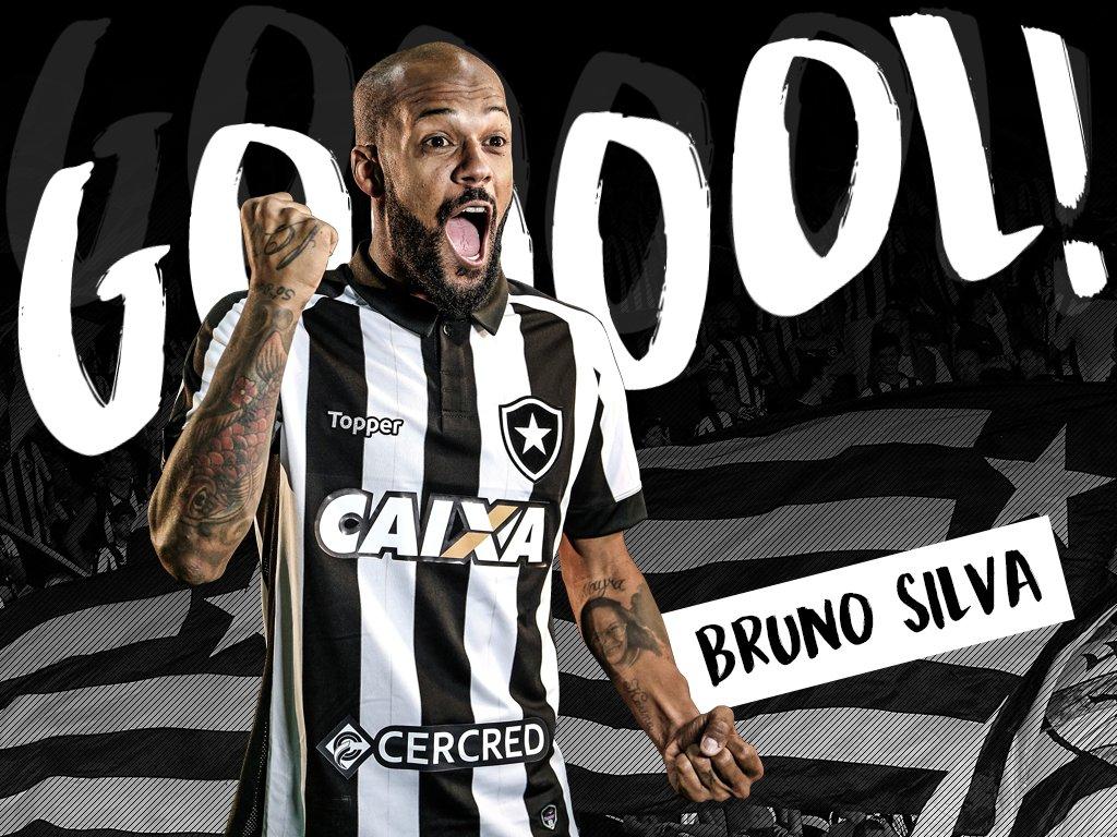 46'/2T - GOOOOOOL DO FOGÃO!!!!  BRUNO SILVA!!! BRUNO SILVA!!!  Bahia 1x2 BOTAFOGO
